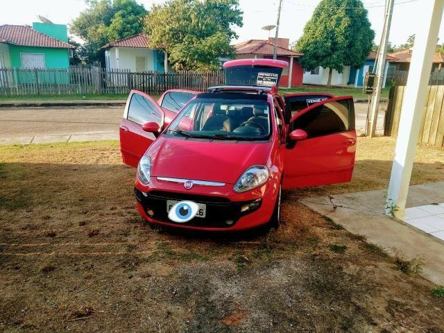 Fiat Punto com Teto 14/15 - Foto 5