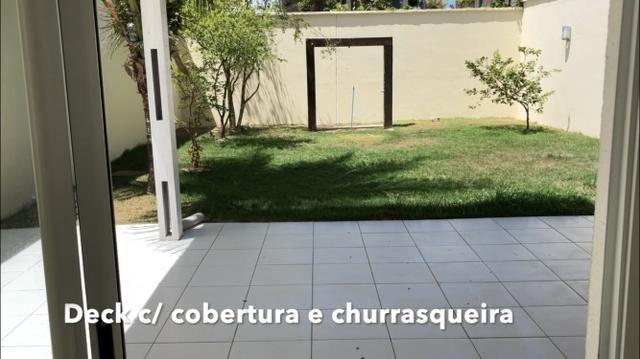 Duplex 3 Suítes - 135m2 - Área total 456m2 - Eusébio (CE) - Foto 2
