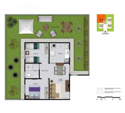 Apartamento a venda em campo  grande rj - Foto 18