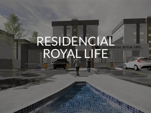 Apartamento Royal Life Anápolis-Go