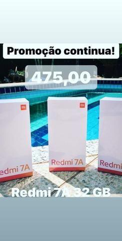 Redmi 7A 32 GB Novo lacrado (Promoção) - Foto 3