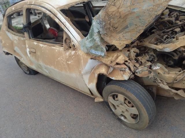 Ford Ka sucata baixada no detran - Foto 7