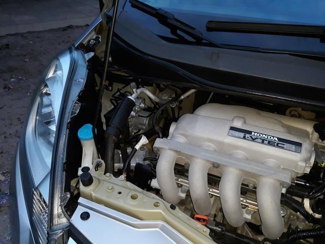 Honda fit lx automático 1.4. 2014 novíssimo. - Foto 10