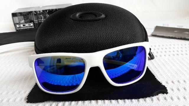 Óculos Oakley Crossrange XL Prizm Snow Sapphire Iridium - Importado e Novo 5858b12d09