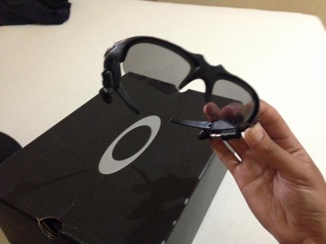 Óculos oakley thump - Bijouterias, relógios e acessórios - Papillon ... a42816775b