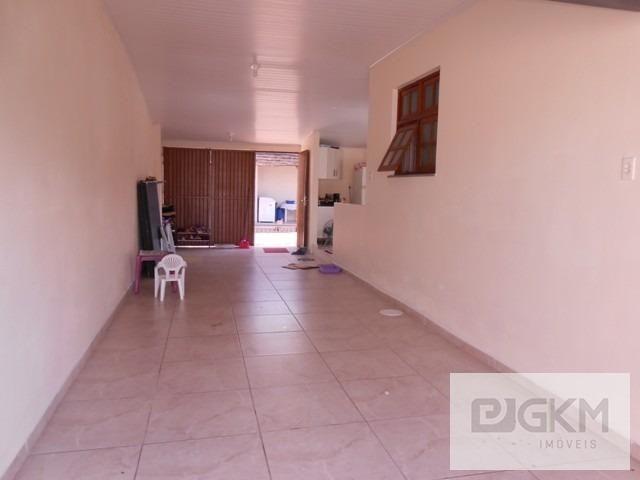 Linda casa 02 dormitórios, Bairro Lago Azul, Estância Velha - Foto 2