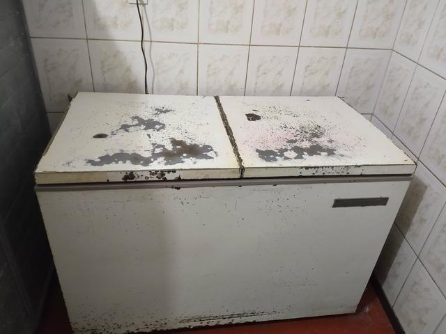 Freezer horizontal / Prosdócimo