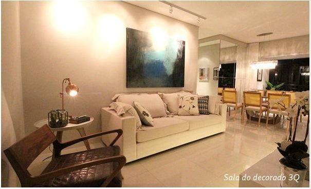 Apartamento 96m², 3 suítes - Setor Coimbra em Goiânia - Foto 9