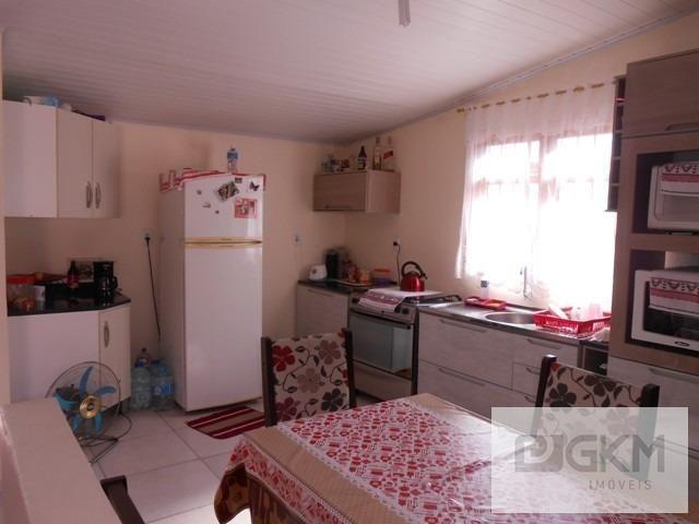 Linda casa 02 dormitórios, Bairro Lago Azul, Estância Velha - Foto 6