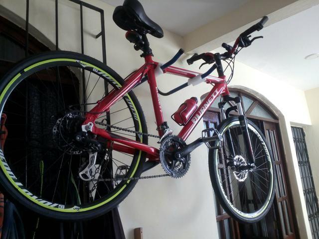 Bicicleta Burnett aro 26