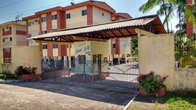 Vende-se Excelente Apartamento no Ed. Saint Moritz-2 quartos, 58m², 1 vaga