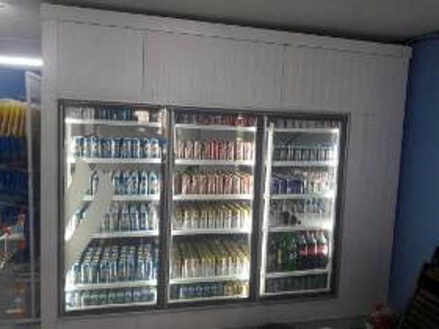 Solução em Refrigeração, Camara Fria