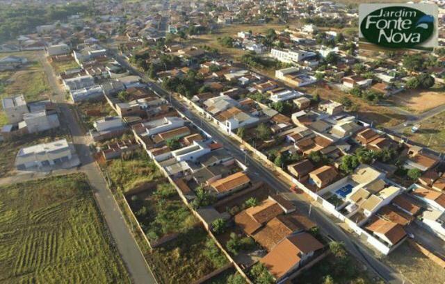 Loteamento Jardim Fonte Nova - Lotes a prestações Goiânia - Goiás - Foto 12