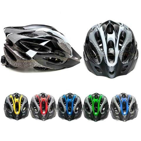 Capacete Ciclismo Adulto Ciclista Regulável 54 A 6