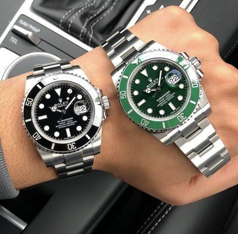 bb39421d0eb Relógio Rolex AAA - Bijouterias