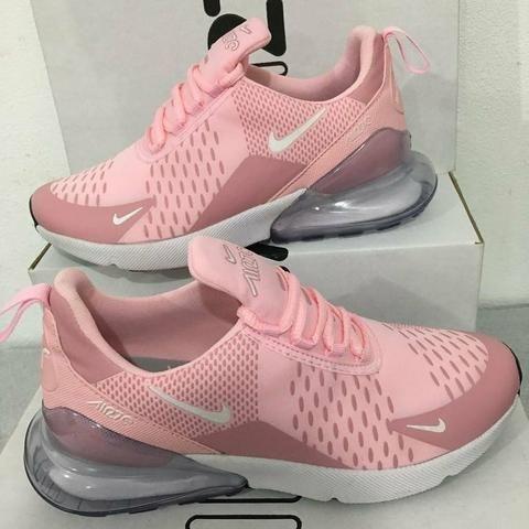 3493b006e9a Tênis Nike Air - Rosa - Entrega Grátis - Roupas e calçados - Jardim ...