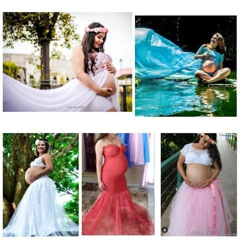 Aluguel roupas para grávidas - Foto 6