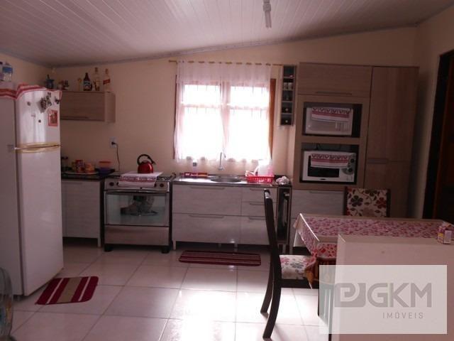 Linda casa 02 dormitórios, Bairro Lago Azul, Estância Velha - Foto 4