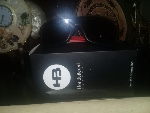 Oculos de sol HB original - Bijouterias, relógios e acessórios ... 666453a990