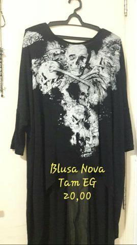 Blusa nova EG - Roupas e calçados - Campo Grande 18243daaf18fb