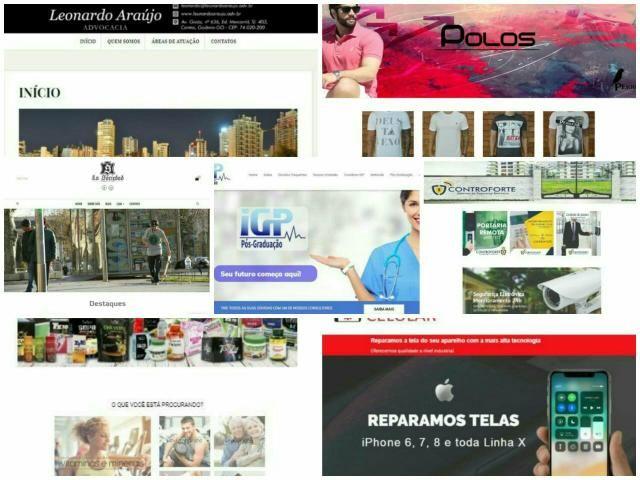 564fcd1bd Criação de Sites e Lojas Virtuais - Outros itens para comércio e ...