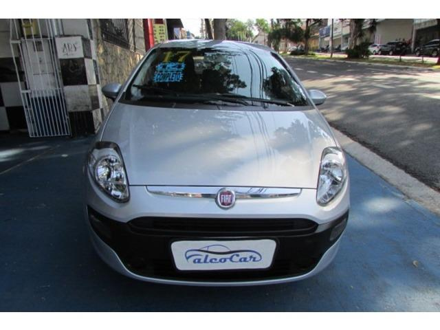 Fiat Punto Attractive 1.4 (Flex) 2017