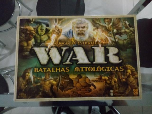 War - Guerras mitológicas
