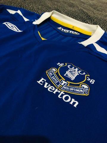 50384466cf122 Camisa de Futebol - Everton / Espanha - Esportes e ginástica - Cj ...