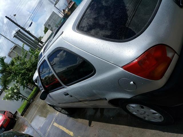 Vendo Ford Fiesta Street bem Conservado Motor 1.0 Rocam 8 Válvulas 1.0, Som Top