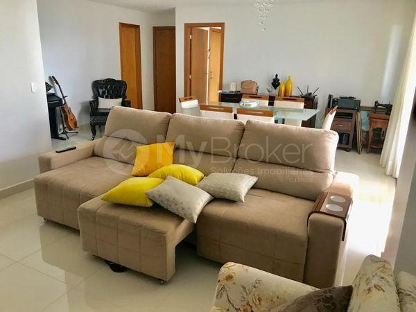 Apartamento Residencial Serra Dourada 3 quartos no Jardim Goiás - Foto 2