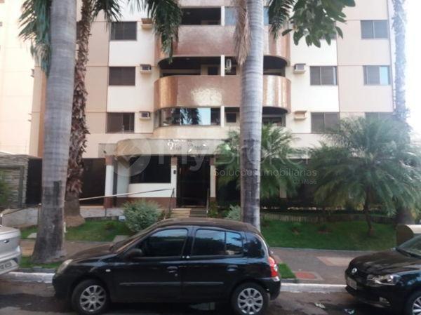 Apartamento no Residencial Rio Jordão com 3 quartos no Jardim Goiás em Goiânia