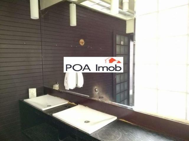 Casa para alugar, 500 m² por r$ 10.000,00/mês - boa vista - porto alegre/rs - Foto 12