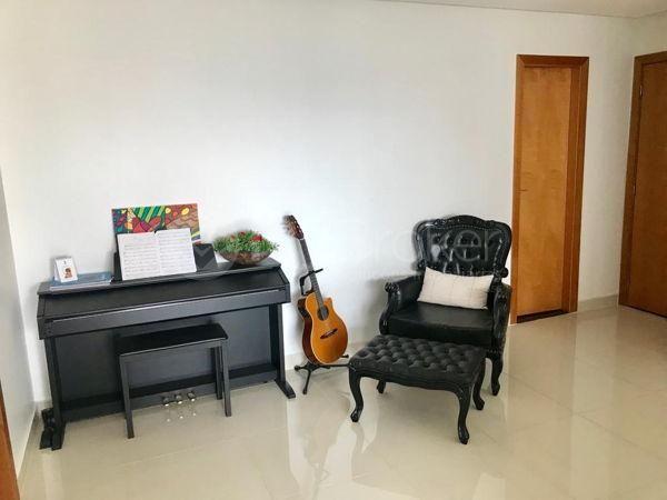 Apartamento Residencial Serra Dourada 3 quartos no Jardim Goiás - Foto 9