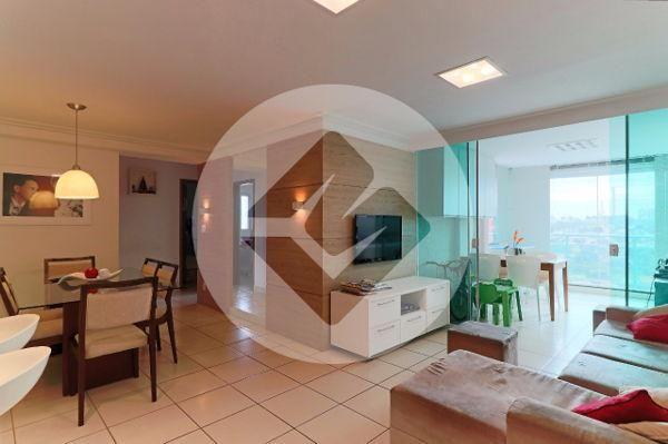 Apartamento Residencial Terraço Amazonas 3 quartos no Parque Amazônia - Foto 2