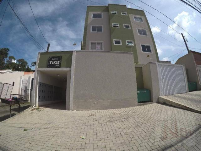 Apartamento 02 quartos no Braga, São José dos Pinhais