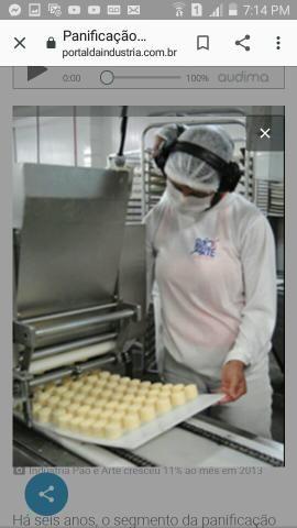 Curso como monta fábrica de pão de queijo - Foto 4