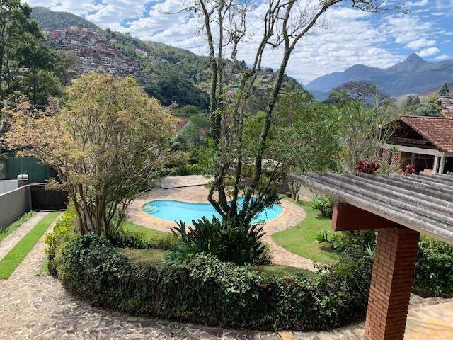 Casa Retiro com 3 quartos, jardim e piscina cod.23724 - Foto 2