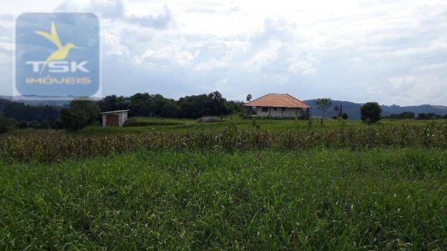 CH0281 - Quitandinha chácara 15.000 m² Excelente casa, vista incrível - Foto 5