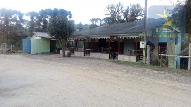 Chácara Rural/Comercial 1.500 m² Mandirituba frente estrada