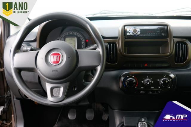 FIAT MOBI 1.0 8V EVO FLEX WAY ON MANUAL 2018 - Foto 11