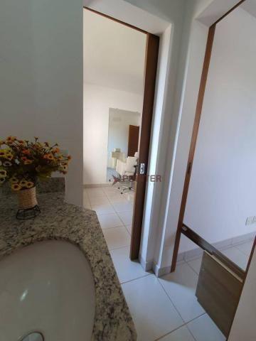 Apartamento com 3 quartos, 89 m² - Village Veneza - Goiânia/GO - Foto 20