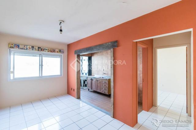 Apartamento para alugar com 1 dormitórios em Cristo redentor, Porto alegre cod:230738