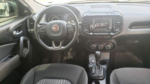 Fiat TORO Freedom AT6 1.8 ano 2018 16V, cor prata, otimo estado - Foto 3