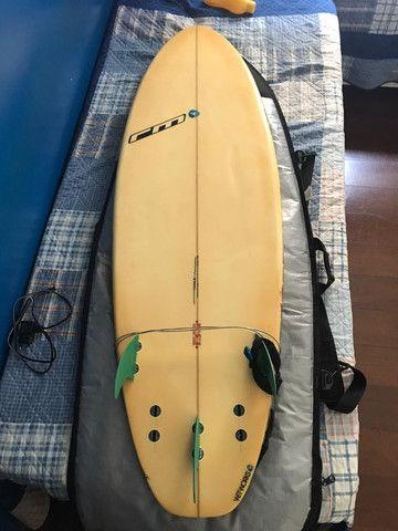 Prancha de surf 5'8 - Foto 2