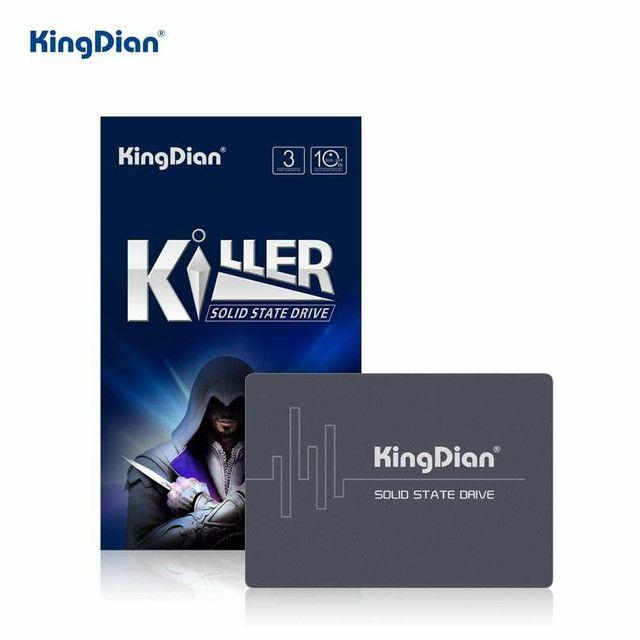 SSD KingDian S370-256GB 256GB - Foto 5