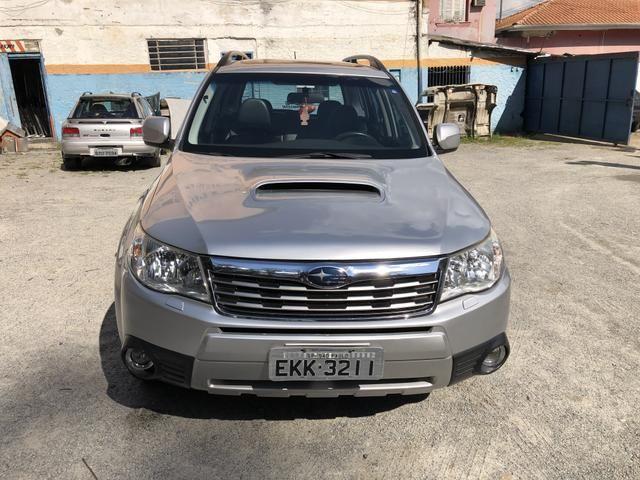 Subaru Forester XT 2009
