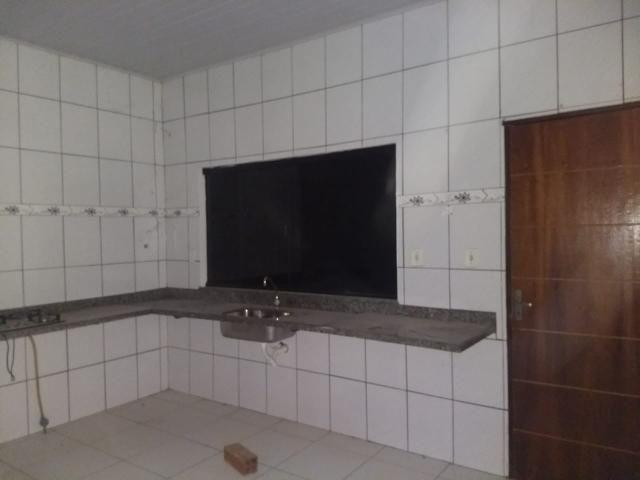 Oportunidade, casa em taquaralto c 2/4, sala, cozinha, banheiro, área serviço - Foto 5