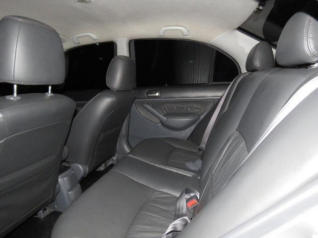 Honda Civic 1.7 EX 16v 4p Automático Blindagem III-A Completo C/ Couro - Foto 15