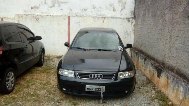Audi a3 1.8 ano 1998 aspirada manual troco por honda biz, broz, fan - Foto 3