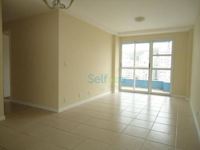 Apartamento com 2 dormitórios para alugar, 86 m² - Icaraí - Niterói/RJ - Foto 3